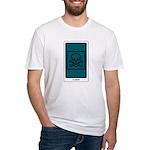 Death Tarot Fitted T-Shirt