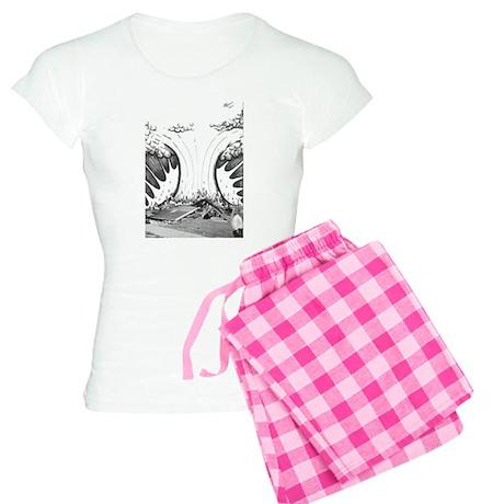 Fallout Shelter Women's Light Pajamas