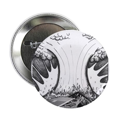 "Fallout Shelter 2.25"" Button (10 pack)"