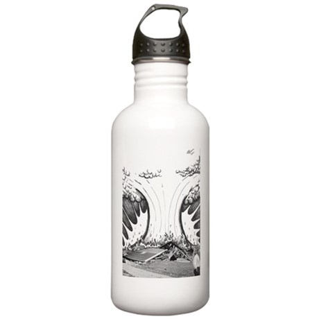 Fallout Shelter Stainless Water Bottle 1.0L