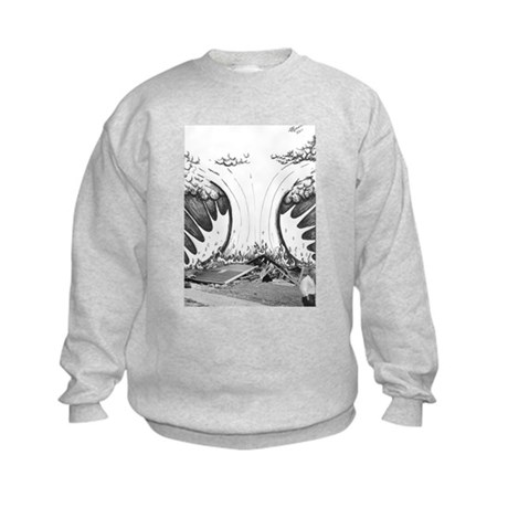 Fallout Shelter Kids Sweatshirt
