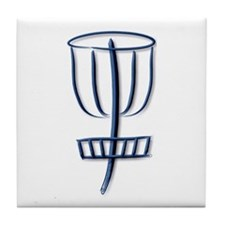 Cute Frolfing Tile Coaster
