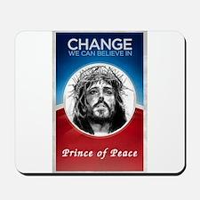 Change we can believein Mousepad