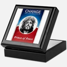 Change we can believein Keepsake Box