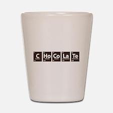 C.Ho.Co.La.Te Shot Glass