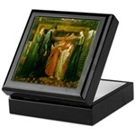 Dante's Dream of Beatrice Keepsake Box