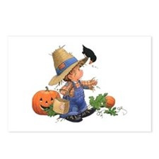 Littlest Scarecrow Postcards (Package of 8)
