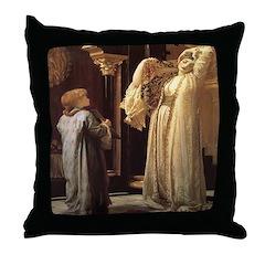 The Light of the Harem Throw Pillow