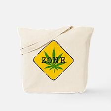 Cannabis Zone Tote Bag