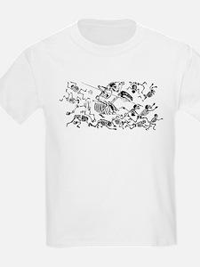 Don Quixote 3 Kids T-Shirt