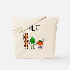 Cute Blt Tote Bag