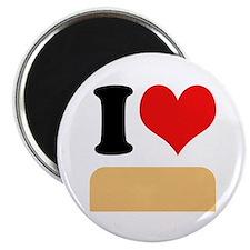 I heart twinkies Magnet