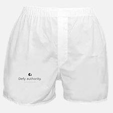 Defy Authority Boxer Shorts