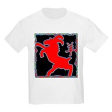 Year of The Goat Sheep Abstract T-Shirt