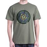10 Dragonflies Dark T-Shirt