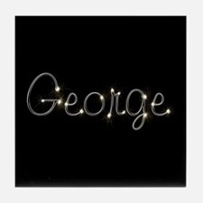 George Spark Tile Coaster