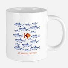 Go Against The Flow Mugs