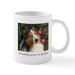 Friendship Grows In Gardens Mug