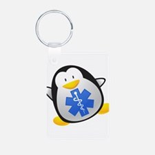 Penguin Medic Keychains