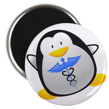 Penguin Medic Magnet
