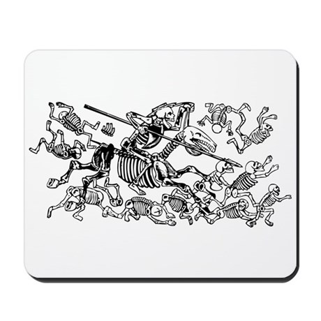 Don Quixote 1 Mousepad