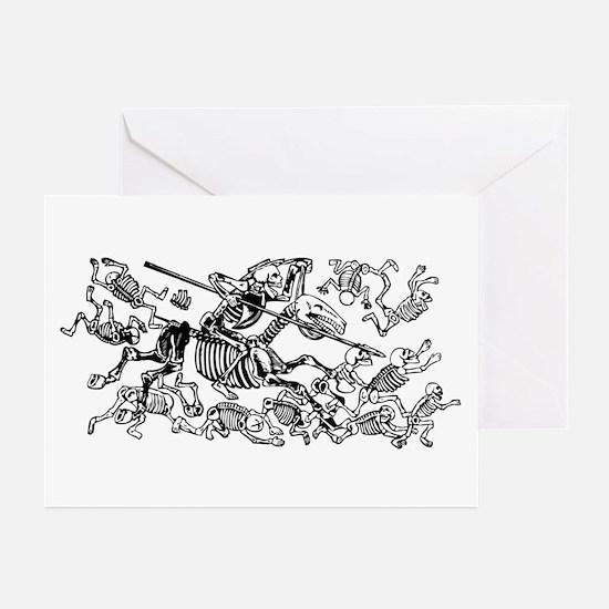 Don Quixote 1 Greeting Cards (Pk of 10)