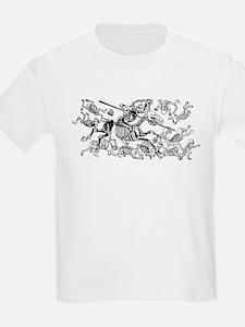 Don Quixote 1 Kids T-Shirt