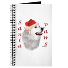 Santa Paws Pyrenees Journal