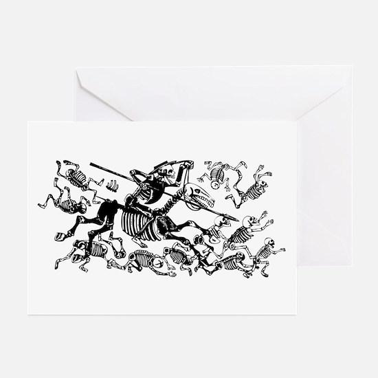 Don Quixote 2 Greeting Cards (Pk of 10)