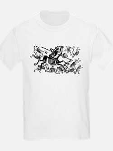 Don Quixote 2 Kids T-Shirt