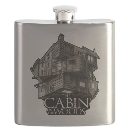 Cabin in the Woods Cube Flask
