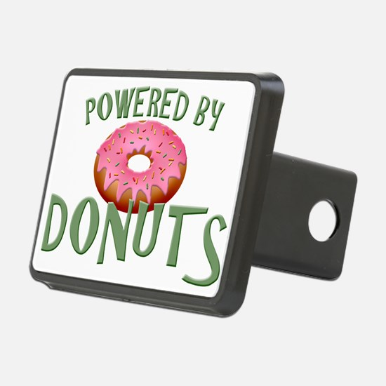 Powered By Donuts Hitch Cover