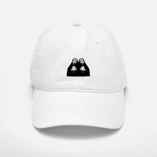 Horror nuns Baseball Baseball Cap