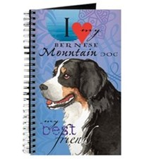 Bernese Mountain Dog Journal