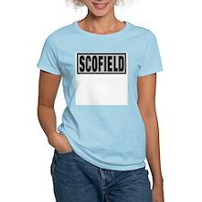 Scofield Women's Pink T-Shirt