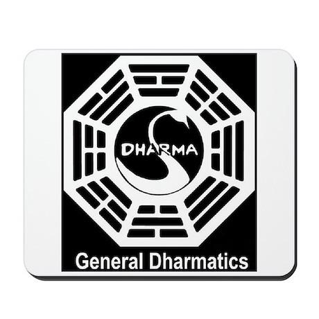 General Dharmatics Mousepad