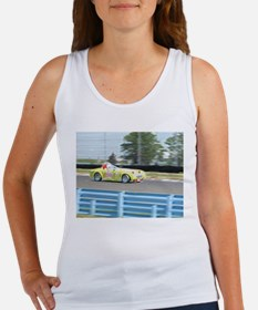 A British Racer At Speed Women's Tank Top