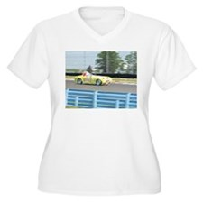 A British Racer At Speed T-Shirt