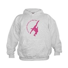 I've been known to flip out. Hoodie