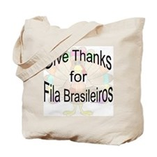 Thanks for Fila Tote Bag