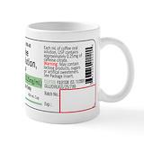 Nurse Small Mugs (11 oz)