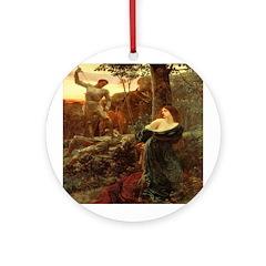 Chivalry Ornament (Round)