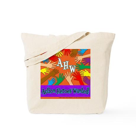Kindness Beyond Colors Tote Bag