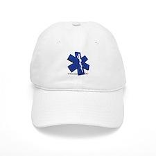 EMT/Paramedic Logo Star of Life Baseball Baseball Cap