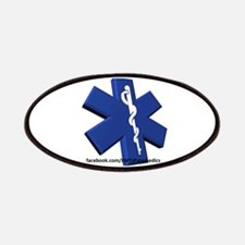 EMT/Paramedic Logo Star of Life Patches