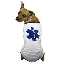 Star of Life Logo Dog T-Shirt
