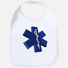 Star of Life Logo Bib