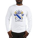 Bontine Coat of Arms Long Sleeve T-Shirt