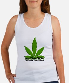 Just Say NOW Women's Tank Top