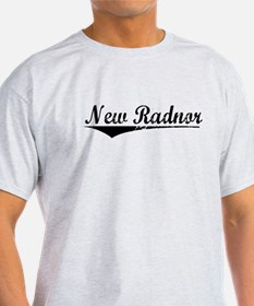 New Radnor, Aged, T-Shirt